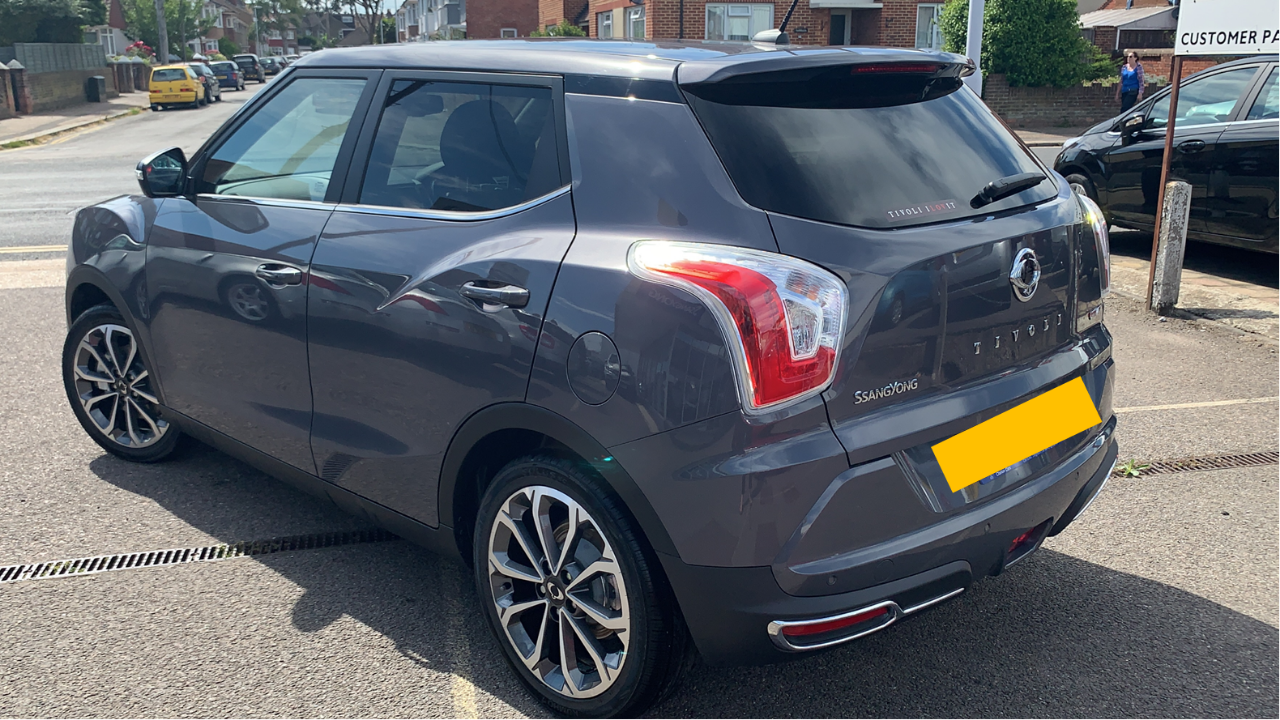 2019 SsangYong Tivoli 1.6 Ultimate 5dr Auto
