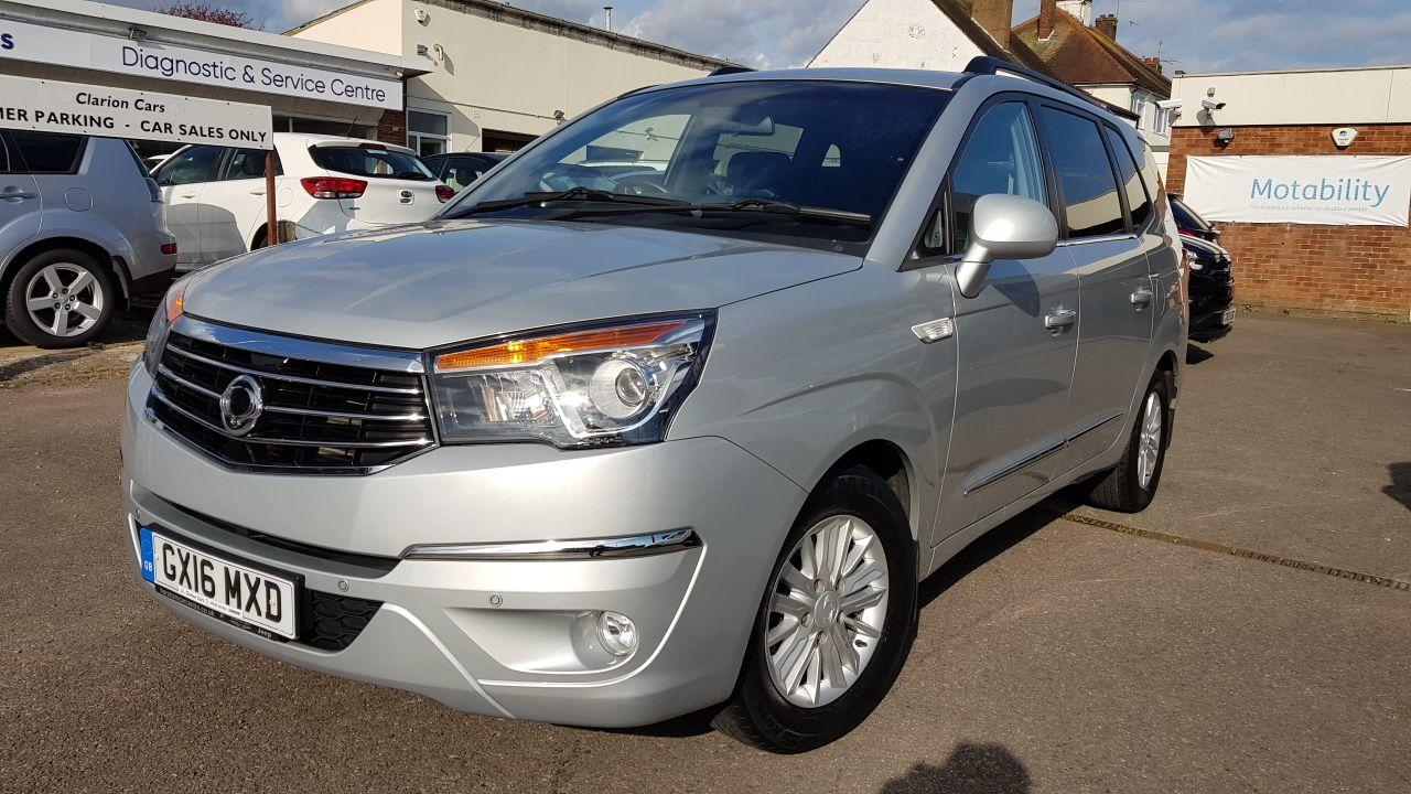 2016 SsangYong Turismo 2.2 EX 5dr