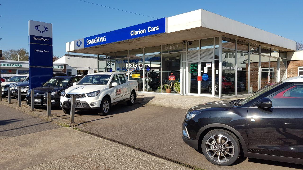 2019 SsangYong Musso 2.2 Double Cab Pick Up Saracen 4dr Auto AWD