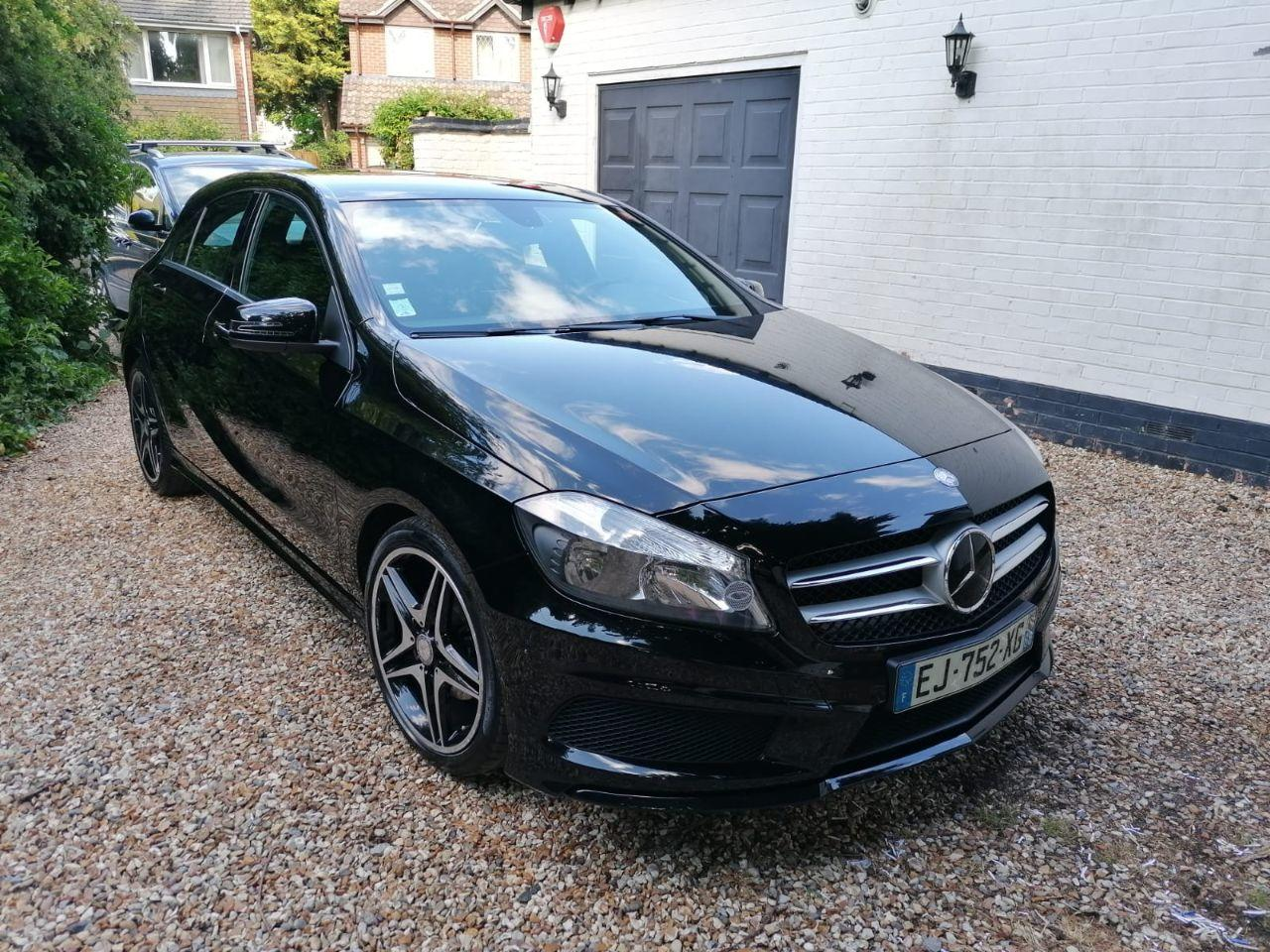 2013 Mercedes-Benz A 180 1.5 A 180 BlueEFFICIENCY AMG line