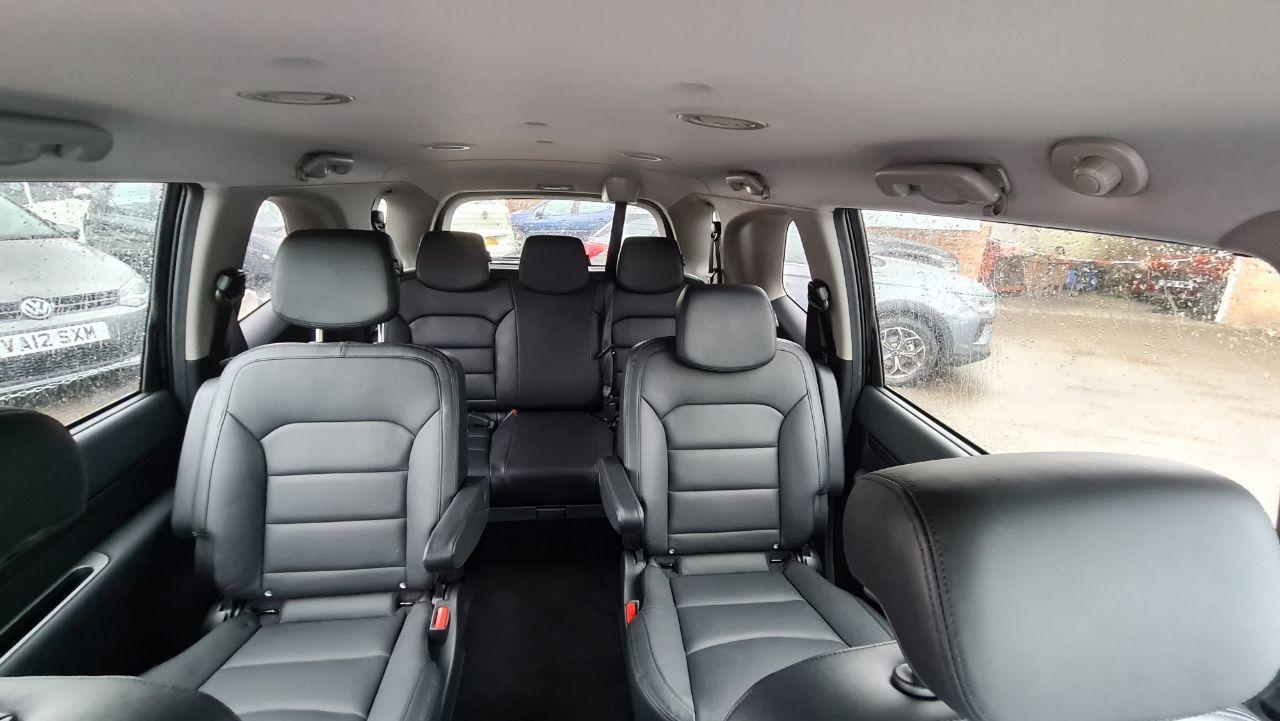 2018 SsangYong Turismo 2.2 ELX 5dr Tip Auto 4WD
