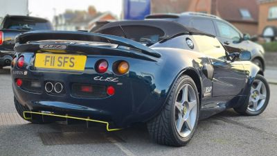 Lotus Elise S 1.8 Sport 160S Sports Petrol Nautilus at Clarion Cars Worthing
