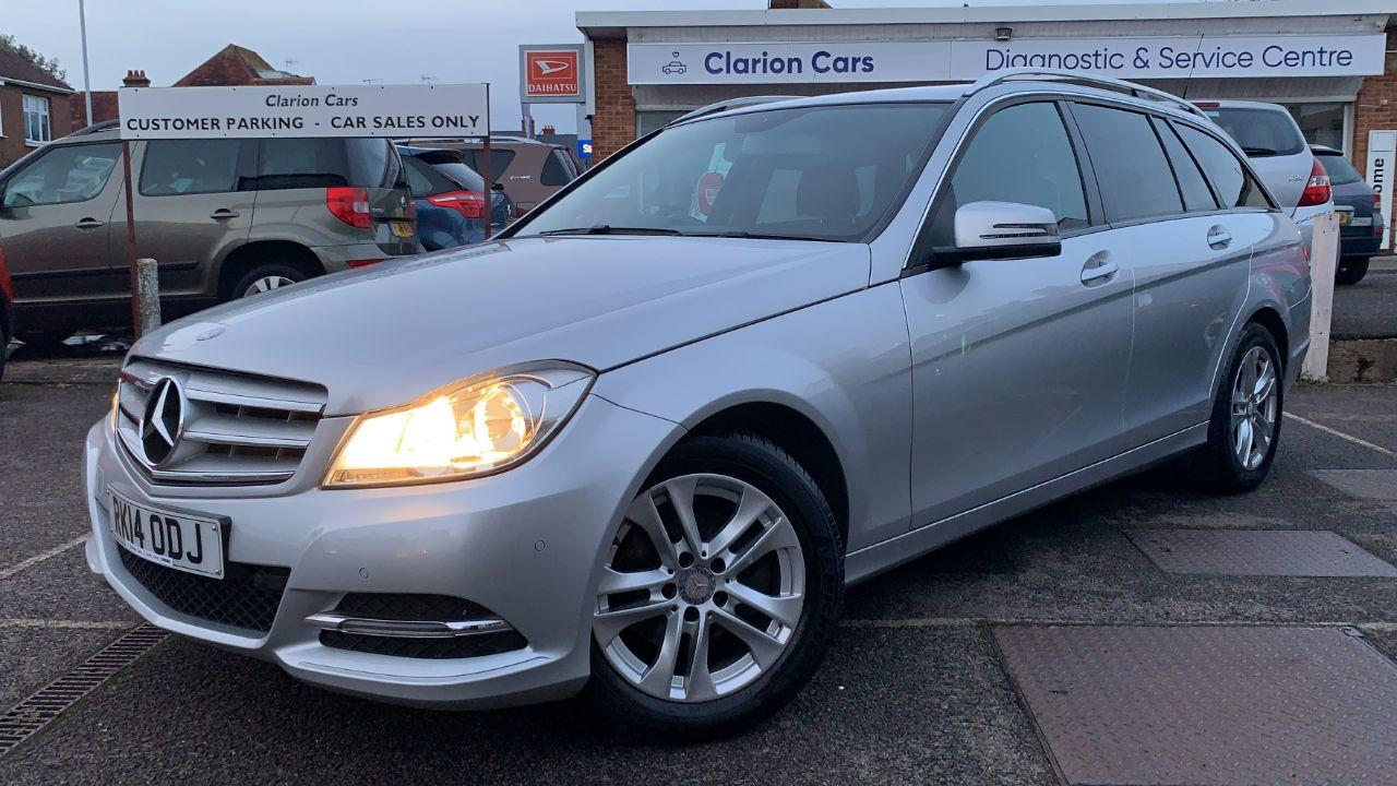 2014 Mercedes-Benz C Class 1.6 C180 Executive SE 5dr Auto